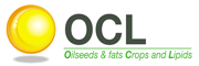 OCL - Oilseeds and fats, Crops and Lipids